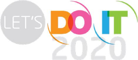 Logo Let's DO IT 2020