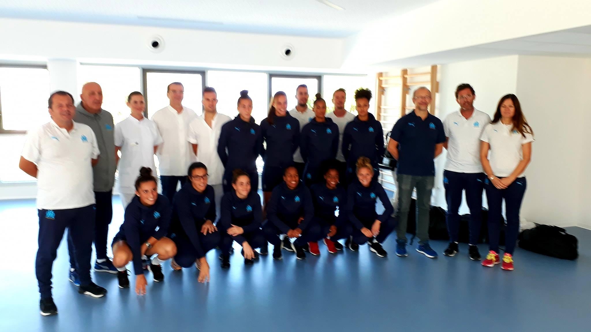Équipe de football féminine de l'Olympique de Marseille