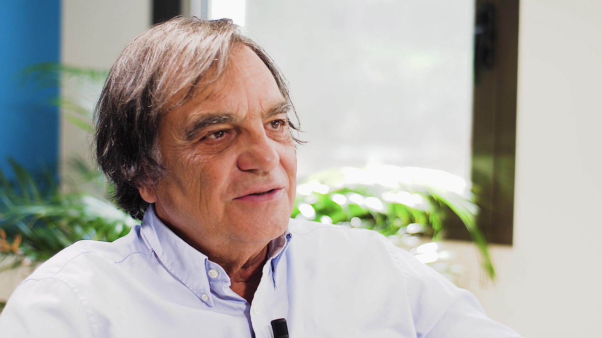 Professeur Marcel Rufo, pédopsychiatre